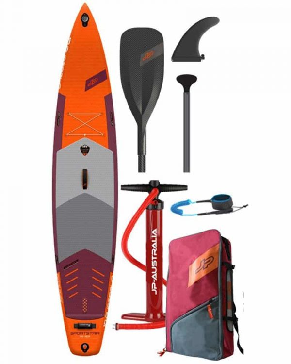 Stand up Paddle Premium Touring Set Miete SUP in Karlsruhe
